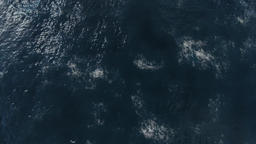 Sea ocean atlantic water texture Footage