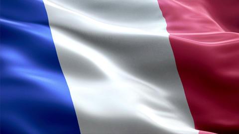 Flag Mayotte Animation