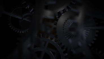 Mechanism Logo 애프터 이펙트 템플릿