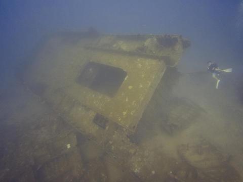 wreck 沈船 Photo