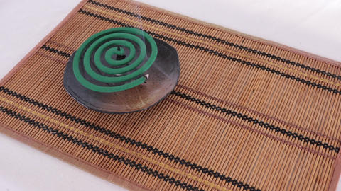 Mosquito coil eradication Live Action