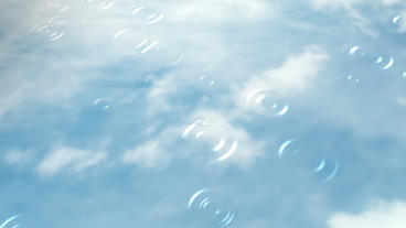 Sky Reflection Logo After Effects Template
