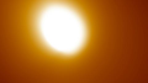 Orange Light Leaks Seamless Loop stock footage