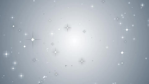 Sparkle of light Background material CG CG動画