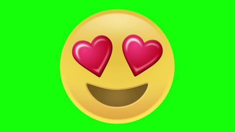 Love Emoji Animation