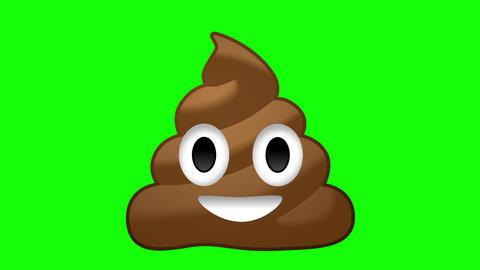 Poop Emoji Animation