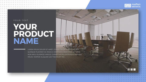 Business Commercial Promo After Effects Template
