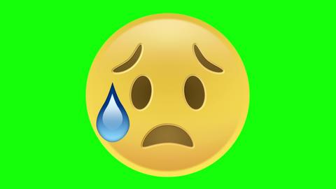 Sad Emoji Animation