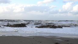 荒れる日本海 ライブ動画