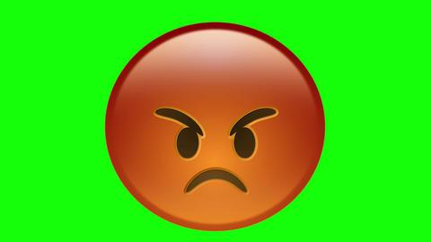 Angry Emoji Animation