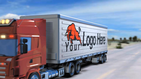 Transport Logo After Effects Template