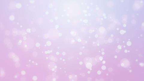 Purple pink bokeh lights animated background Animation