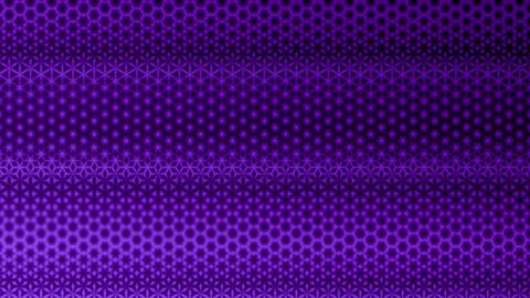 Starry Purple Pattern Background CG動画素材