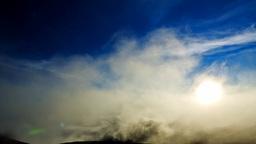 4K Timelapse, Sunrise Haleakala, Maui, Hawaii stock footage