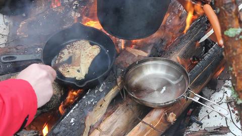 Maslenitsa ( Butter Week). Russian festival week before Lent Live Action