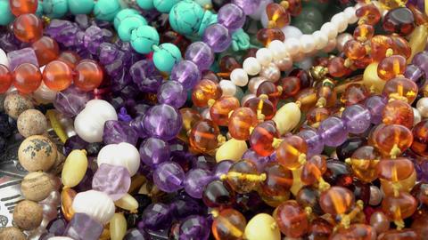 Gemstone jewelry mix Live Action