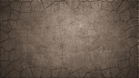 rusting metal background Animation