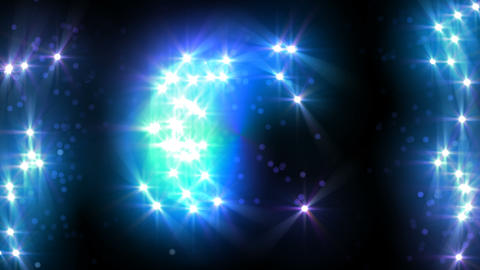 Illumination space B3L4 4k CG動画