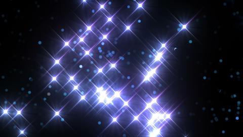 Illumination space S3L1 4k CG動画素材