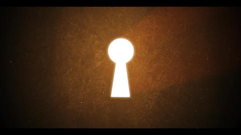 Keyhole Logo Reveal After Effects Template