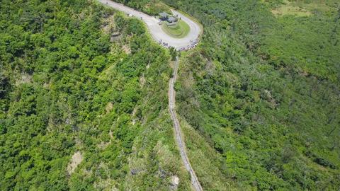 DJI MAVIC 4K Aerial Drone Taiwan Taitung Ludao Township Snorkeling 20180505 50 GIF