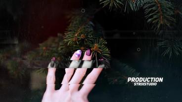 Cinematic Slideshow Plantilla de After Effects