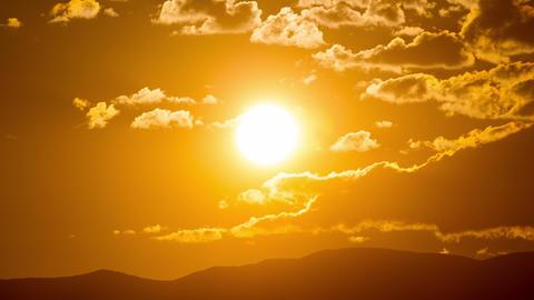 Sunrise Time Lapse Footage