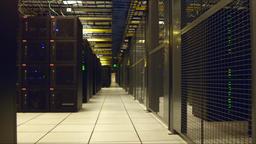 Data Center Tour 4K Footage