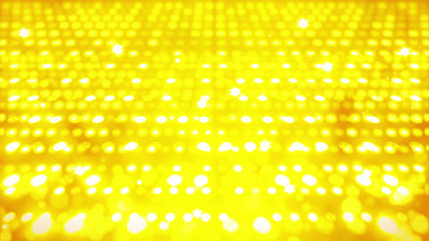 Stage Lighting Background with Many Lights Effect, Abstract Disco Loop Animation CG動画