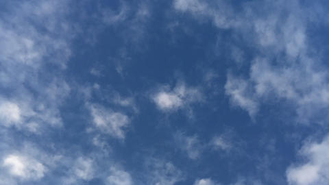 Clouds and Blue Sky GIF