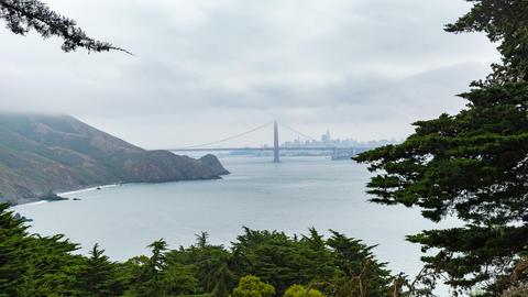 Across San Francisco Bay Time-Lapse Footage