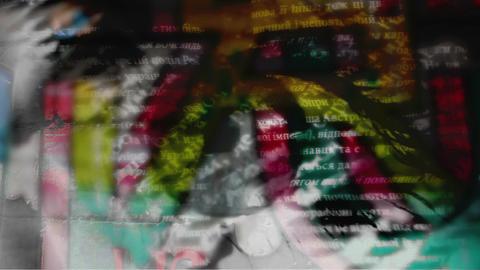 Many graffities - one Eye Mix 영상물