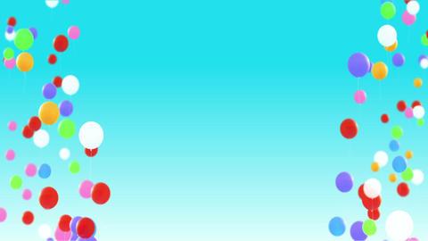 Balloon_BG_3 CG動画