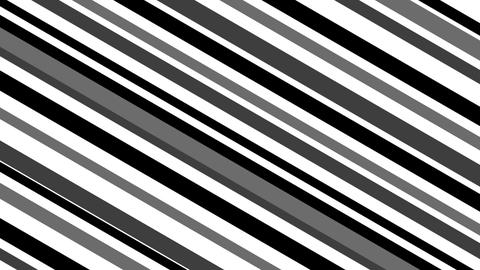 Black_Stripe_Loop CG動画素材