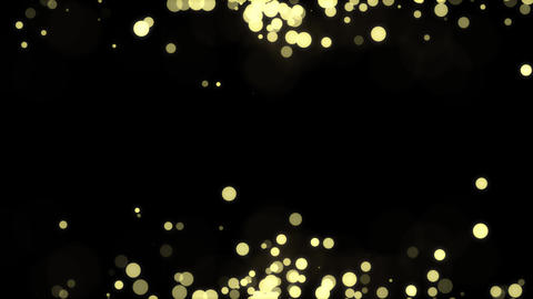 Particle01 CG動画素材
