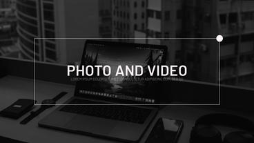 Minimal Opener After Effects Template