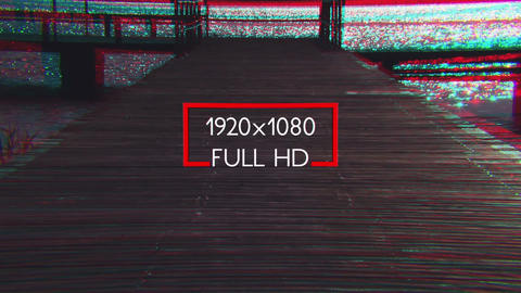 Urban Glitch Titles After Effects Template