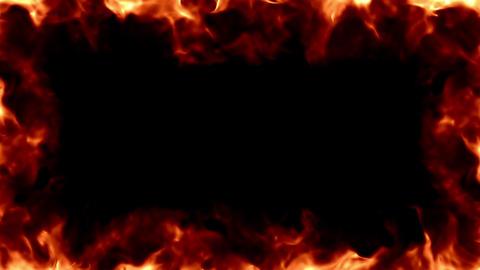 Smoke And Fire, Stock Animation