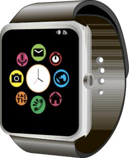 Smart watch and wifi ベクター