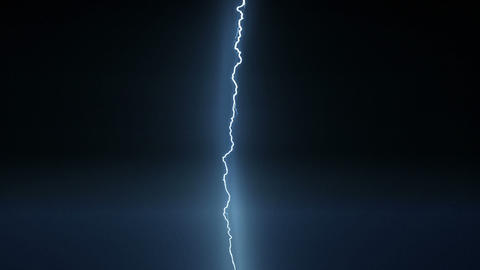 Lightning bolts animation Animation
