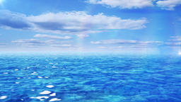 Perfect seascape. Great for tourism and nature concept. Check out my other Animation
