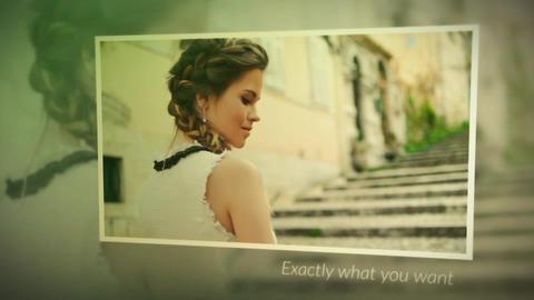 Elegant Photo Slideshow After Effectsテンプレート