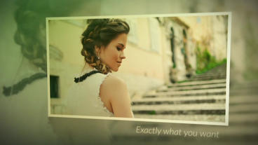 Elegant Photo Slideshow After Effects Template