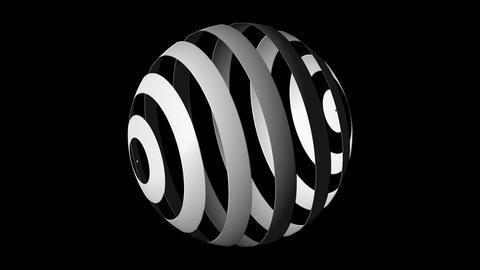 globe spin Animation