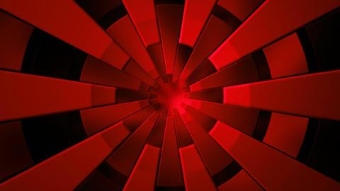 machine tunnel Animation