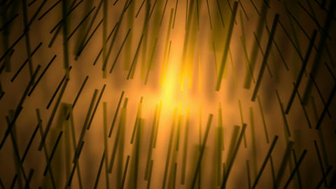 glowing sticks Stock Video Footage
