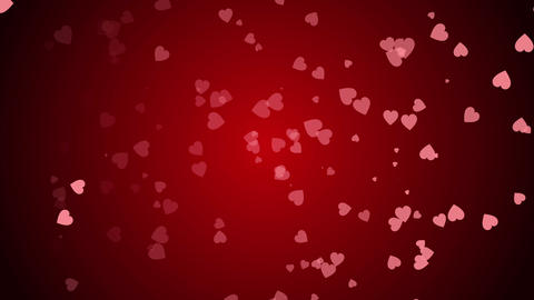 Hearts Stock Video Footage