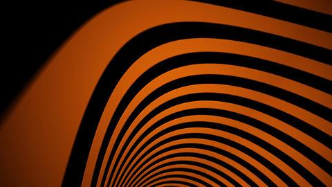 orange curve Stock Video Footage