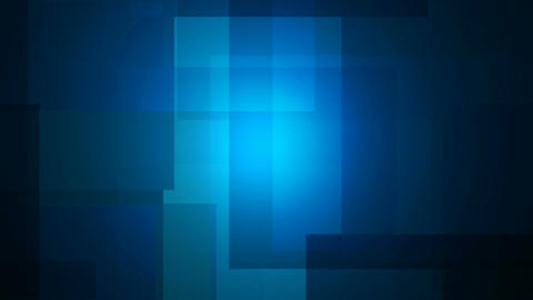 blue square Animation