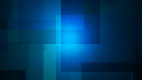 blue square Stock Video Footage